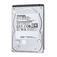 学生专享:TOSHIBA 东芝 MQ04ABF100 5400RPM 笔记本机械硬盘 1TB