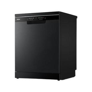 Haier 海尔 洗碗机晶彩128T全自动家用13套嵌入式大容量智能一体消毒除菌