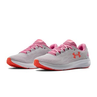 UNDER ARMOUR 安德玛 Charged Pursuit 2 3022604 女运动跑步鞋