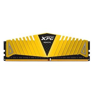 ADATA 威刚 XPG系列 威龙 Z1 DDR4 3200MHz 黄色 台式机内存 32GB