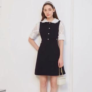 TEENIE WEENIE 维尼熊 女士短袖连衣裙 TTOW216612N