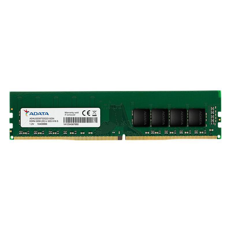 ADATA 威刚 DDR4 3200 台式机内存 32GB
