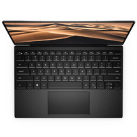 DELL 戴尔 XPS13-9310 EVO13.4英寸3K OLED防蓝光触控全面屏轻薄商务笔记本电脑(11代i7-1185G7 16G 1T)银黑