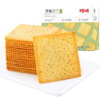 Be&Cheery 百草味 薄脆饼干 308g
