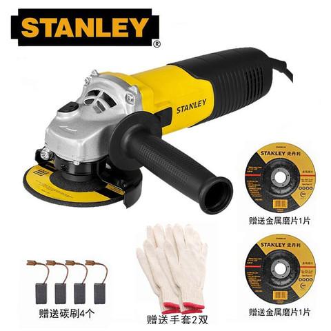 STANLEY 史丹利 STGS8100 工业级大功率角磨机