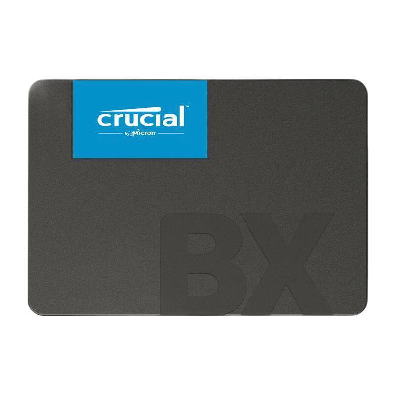 Crucial 英睿达 BX500系列 SATA 固态硬盘 (SATA3.0)