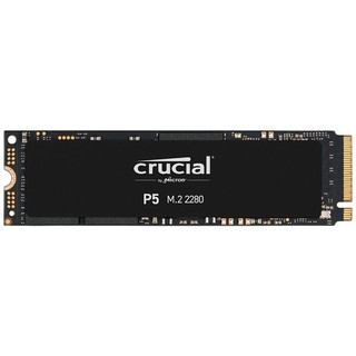 crucial 英睿达 P5 NVMe M.2 固态硬盘 2TB(PCI-E3.0)