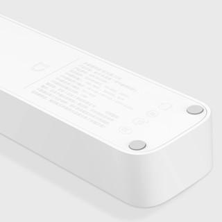 MIJIA 米家 XMCXB01QM 三孔带USB插线板 白色 快充版