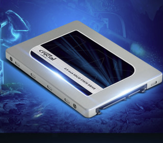 Crucial 英睿达 MX200系列 SATA 固态硬盘 250GB (SATA3.0) CT250MX200SSD1