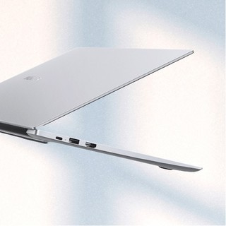 HONOR 荣耀 MagicBook X 14 2021款 14.0英寸 轻薄本 冰河银(酷睿i5-10210U、核芯显卡、16GB、512GB SSD、1080P、IPS)