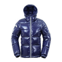 BLACKICE 黑冰 女子运动羽绒服 F8186 藏蓝 S
