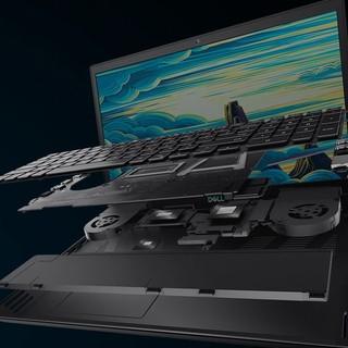 DELL 戴尔 G5 5500 15.6英寸 游戏本 黑色(酷睿i5-10200H、GTX 1650Ti 4G、16GB、512GB SSD、1080P、IPS、120Hz)