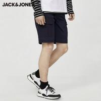 16日0点:JACK&JONES 杰克琼斯 220215512 男士工装短裤