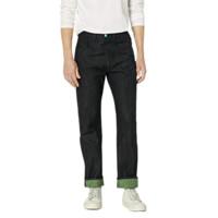 Levi's 李维斯 男士牛仔裤 00501-0000 Black Neon Green 30W x 32L