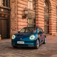 ORA 欧拉 好猫 2021款 500km长续航 波塞冬版 三元锂 新能源车