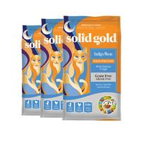 黑卡会员:solid gold 素力高 金装全猫粮 12磅*3袋