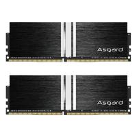Asgard 阿斯加特 黑骑士V2系列 DDR4 3600MHz 台式机内存 16GB(8G*2)