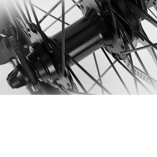 XDS 喜德盛 旭日600 山地车直行车 黑红 27.5英寸 27速 盈利浦机械碟刹