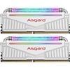 Asgard 阿斯加特 洛极LOKI系列 洛极 W3 2.0 DDR4 4000MHz RGB 白色 台式机内存 32GB 16GB*2