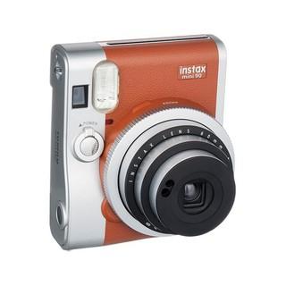 FUJIFILM 富士 instax立拍立得 一次成像相机 mini90 棕色