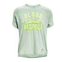 21日0点截止:UNDER ARMOUR 安德玛 1361061 女子训练运动短袖T恤