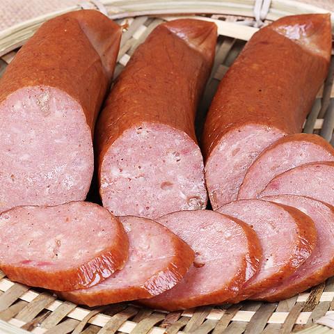 贝迪拉 哈尔滨红肠俄罗斯香肠 共6根