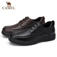 CAMEL 骆驼 A932211690 男士商务休闲皮鞋