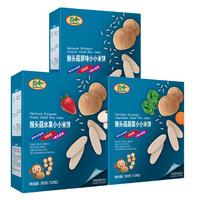 贝兜 儿童小零食磨牙饼干 1盒