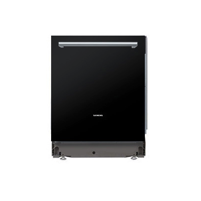 SIEMENS 西门子 焕净系列 SJ436B09QC 嵌入式洗碗机 12套 黑色门板