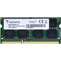 ADATA 威刚 万紫千红系列 DDR3L 1600MHz 笔记本内存 绿色 8GB