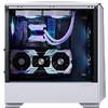 PHANTEKS 追风者 P360A RGB EATX机箱 半侧透 白色