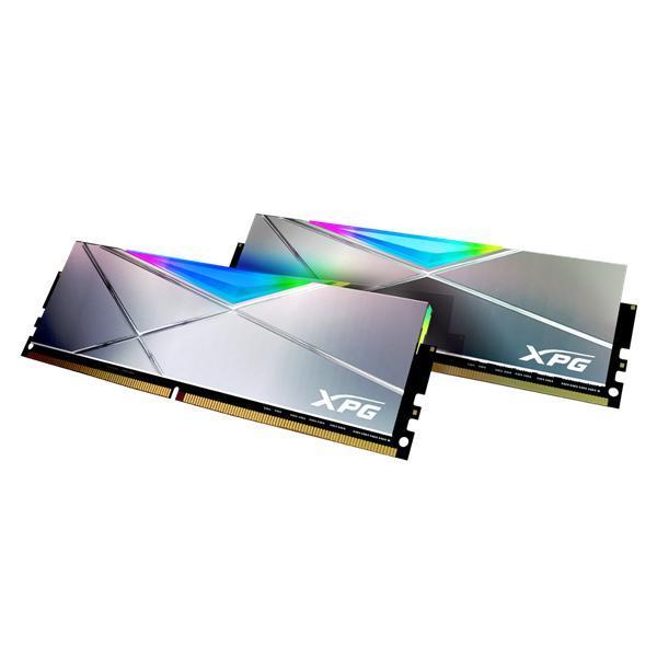 ADATA 威刚 D50 DDR4 4133MHz RGB台式机内存 16GB(8GB×2)