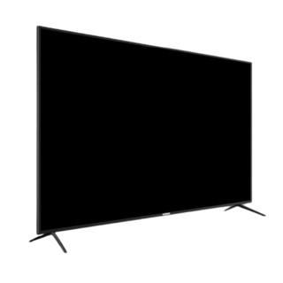 KONKA 康佳 P7系列 LED55P7 55英寸 4K超高清液晶电视 黑色