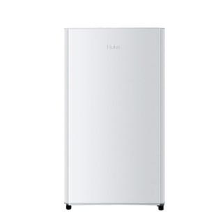Haier 海尔 BC-93TMPF 直冷单门冰箱 93L 白色