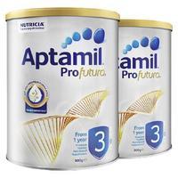 Aptamil 爱他美 白金版 幼儿奶粉 澳版 3段 900g*2罐