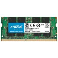 crucial 英睿达 DDR4 2666MHz 笔记本内存 16GB CT16G4SFD8266