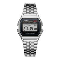 CASIO 卡西欧 A159WAN1D 男士复古方形手表