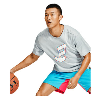 UNDER ARMOUR 安德玛 1361971 男子篮球运动T恤