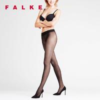 FALKE 德国鹰客 Matt Deluxe 20D薄透明哑光连裤袜丝袜 black(黑色) S 40620-3009