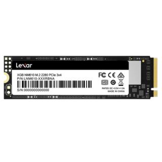 NM610 NVMe M.2 固態硬盤 1TB (PCI-E3.0)