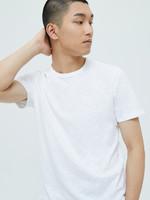 Gap 盖璞 男装|简约纯棉圆领短袖T恤