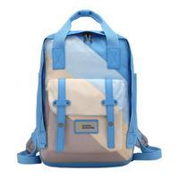 NATIONAL GEOGRAPHIC 国家地理 男女款双肩包 N07301 蓝紫拼接