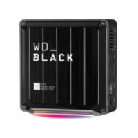 Western Digital 西部数据 BLACK D50 Game Dock 移动固态硬盘 雷雳3(NVMe) 2TB