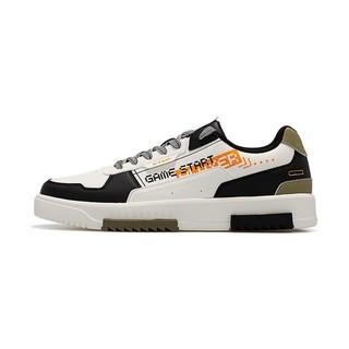 XTEP 特步 男子运动板鞋 879119317060