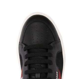 BALLY 巴利 男士休闲板鞋 6237752 黑色 UK6