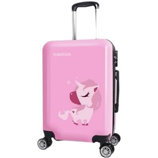 KAMIDA 咔米嗒 儿童拉杆箱 bag1801452 激萌独角兽 20英寸