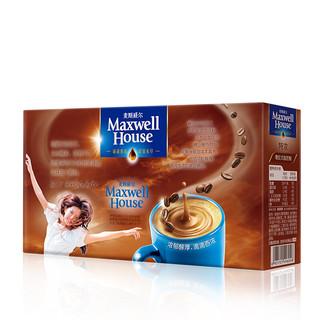 Maxwell House 麦斯威尔 特浓速溶咖啡粉 13g*60条