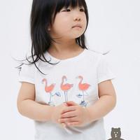 Gap 盖璞 幼儿 布莱纳系列 玩童之选 纯棉短袖T恤