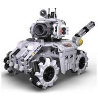 DOUBLE E 双鹰 咔搭 遥控编程系列 C71012 风暴坦克