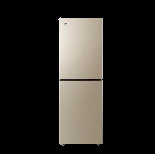 KINGHOME 晶弘 BCD-198WEC 风冷双门冰箱 198L 时代金